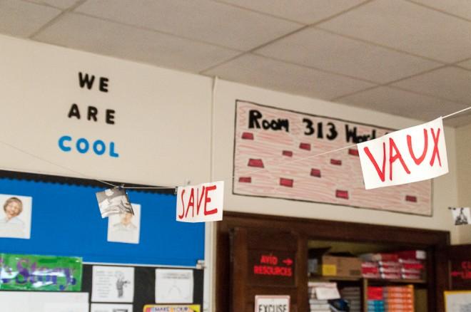 Photo: Tieshka Smith | School: Vaux High School