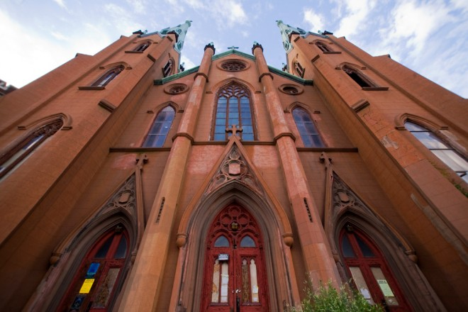 Church of the Assumption, in Callowhill | Photo: Bradley Maule