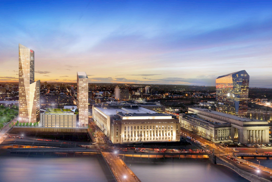 650′ Tower Announced For West Philly, Cira Centre Expansion