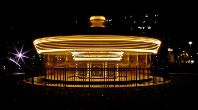 Franklin Square Carousel