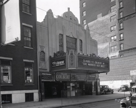 The Boyd Theater, 1935 | Courtesy of phillyhistory.org