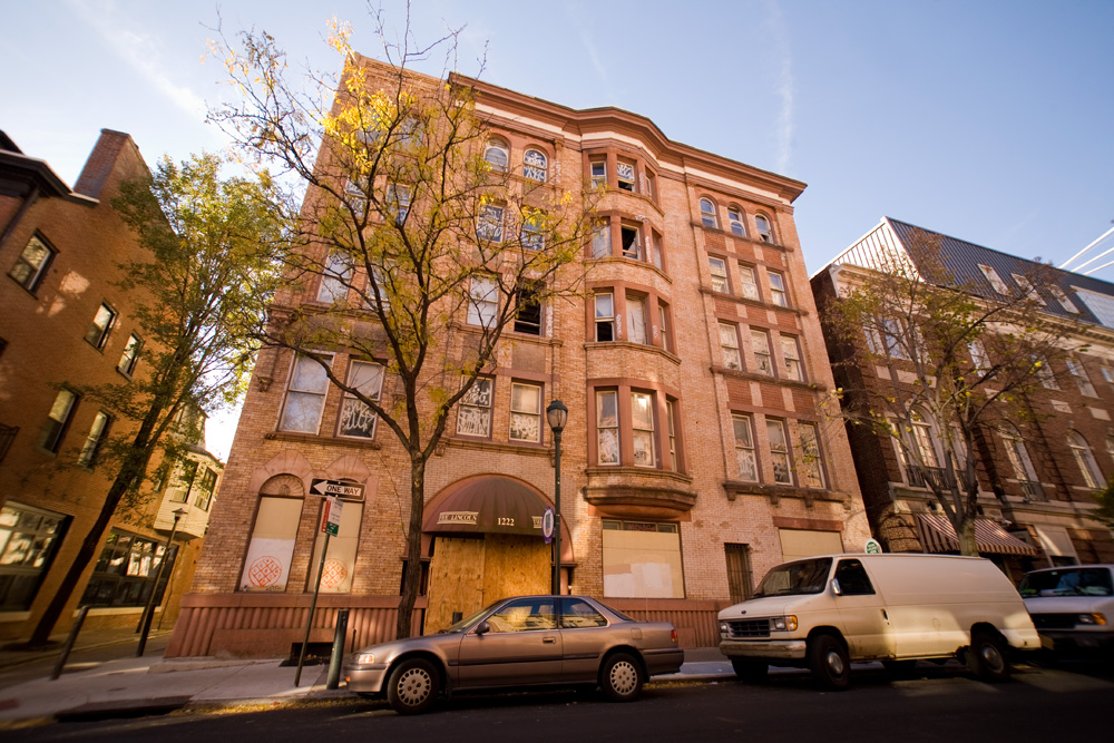 Long In Limbo, Renovation Now Likely At Lincoln Building
