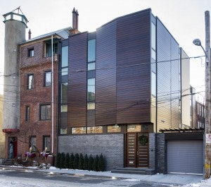 Nic D'Amico & Nicole Amoroso's custom home in Northern Liberties | Photo: Theresa Stigale