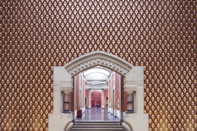 Philadelphia Academy of Fine Art interior | Photo: Peter Woodall