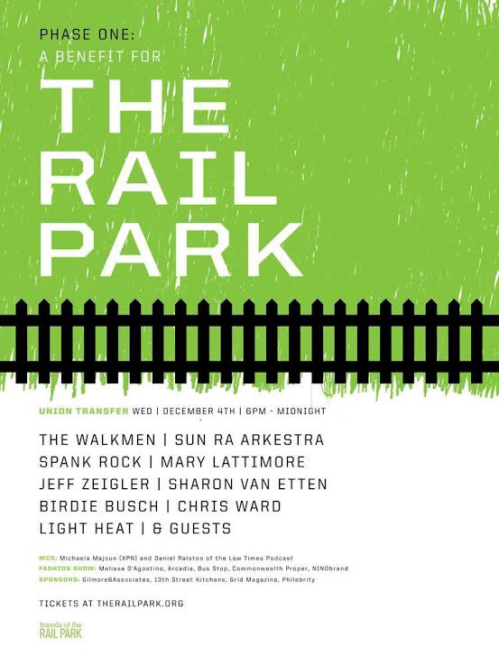 Rock & Roll For Rail For Real