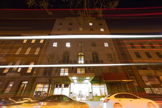 Beep boop, Hotel Stephen Girard | Photo: Bradley Maule