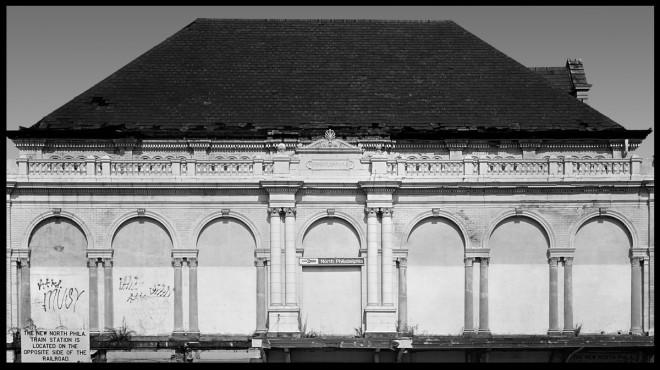 North Philadelphia Station, 2900 N. Broad Street | Photo: Vincent Feldman