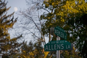 Allens Lane: don't call it Allen Lane—unless you're talking about Allen Lane Station. | Photo: Bradley Maule