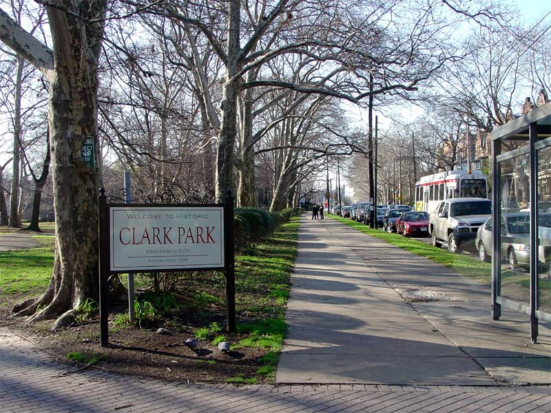 What's In A Name: Clark Park