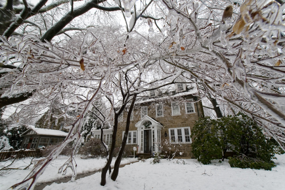 ICE STORM 2014: Beautiful But Deadly