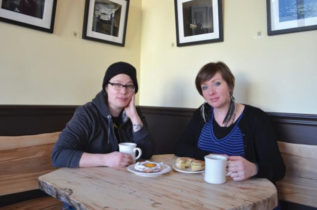 The owners of Lola Bean in Fishtown | Photo by J.R. Blackwell for Philadelphia Weekly