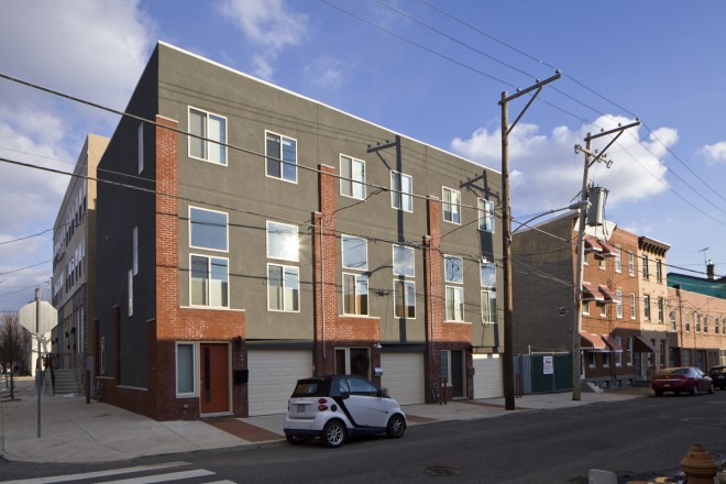 Thomspon Street between Front and Howard | Photo: Peter Woodall