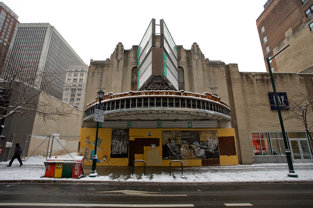 Permit In Place to Demolish Boyd Theater Interior–UPDATED