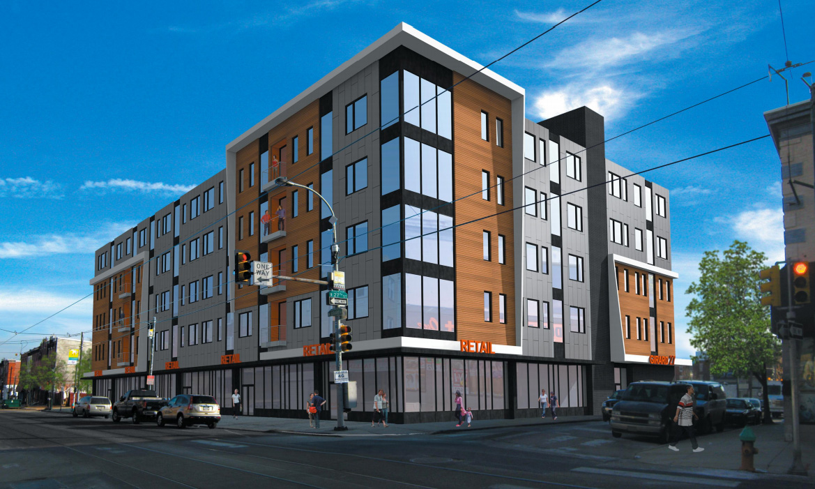 Dual Five-Story Projects Signify Brewerytown's Evolution