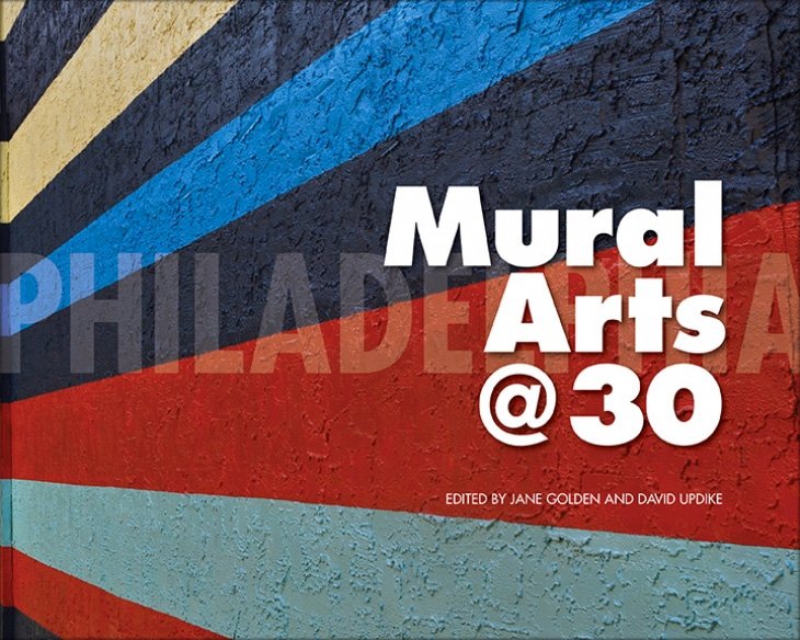 Talks With Juggernauts: Golden, Updike At Free Library For Mural Arts @ 30