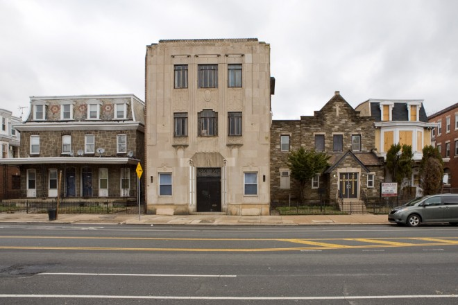 Club Nouveau: the former Mulligan Funeral Home on West Lehigh Avenue | Photo: Bradley Maule