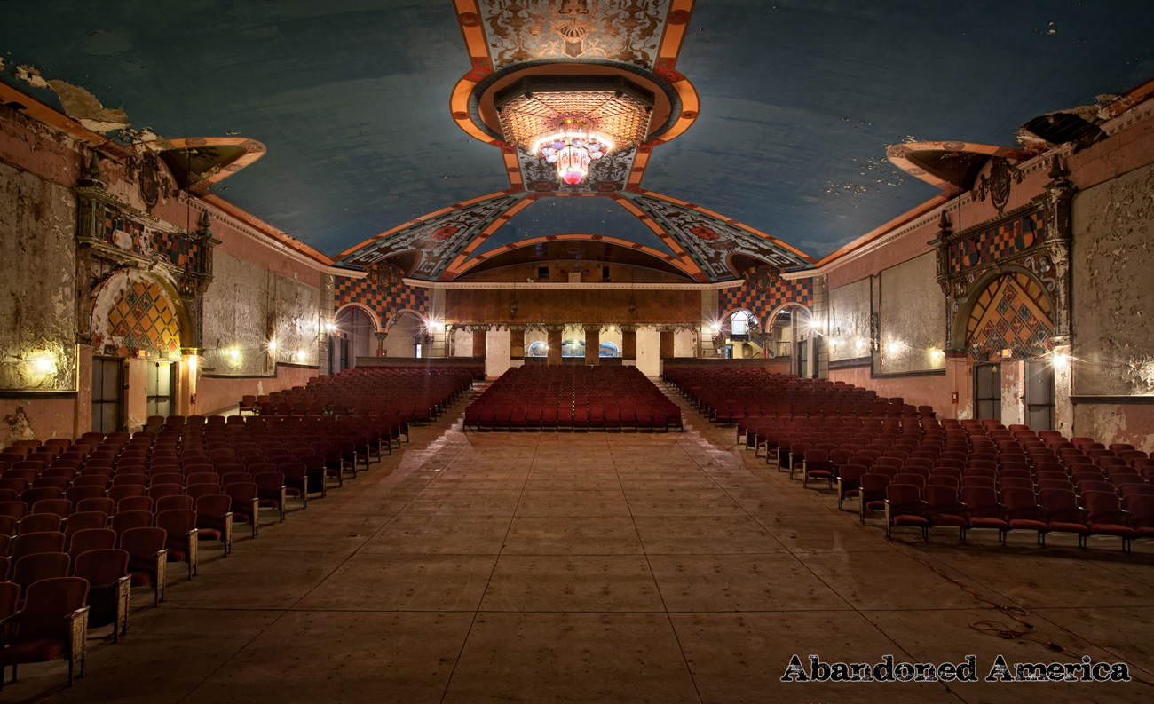 In Lansdowne, Bringing A Moorish Movie Palace Back to Life