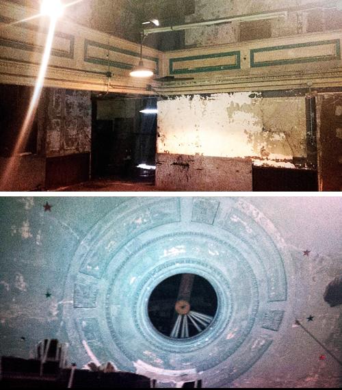 Interior of the building, 2103 | Photo: Harry Kyriokodis
