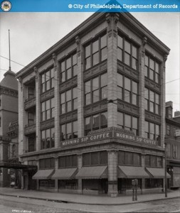 Alexander Sheppard & Sons, 1917 | Source: PhillyHistory.org