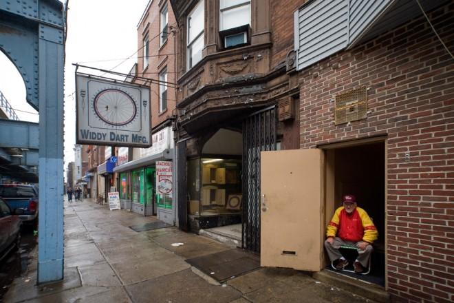 Widdy Darts, 2844 Kensington Avenue | Photo: Bradley Maule