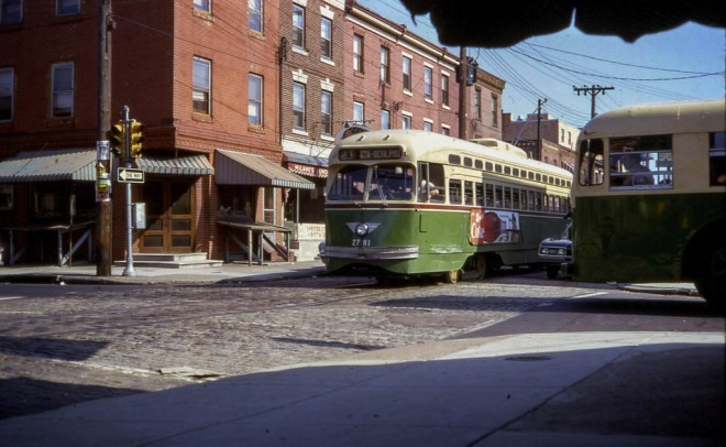11th and Morris, 1968 | Photo: David Wilson