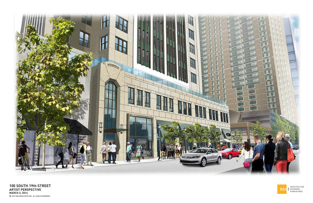 Paced For Growth At 1900 Chestnut