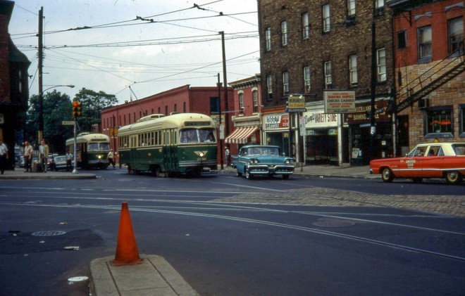 40th and Parkside, 1967 | Photo: David Wilson