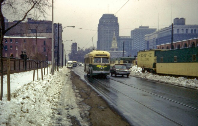 5th and Arch, 1966| Photo: David Wilson