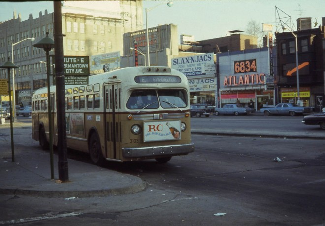 69th St. Terminal, 1969 | Photo: David Wilson