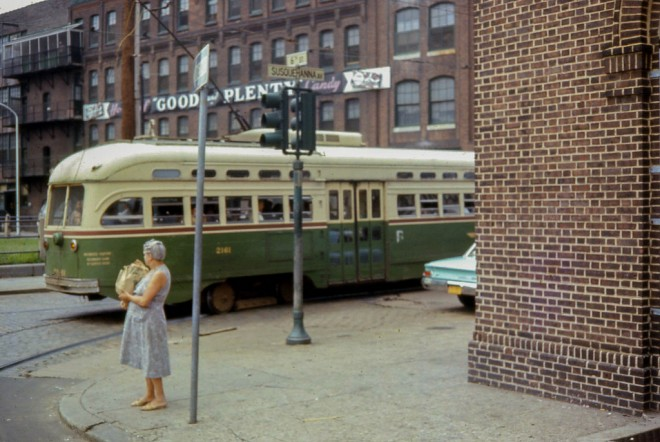 6th St. at Susquehanna, 1967 | Photo: David Wilson