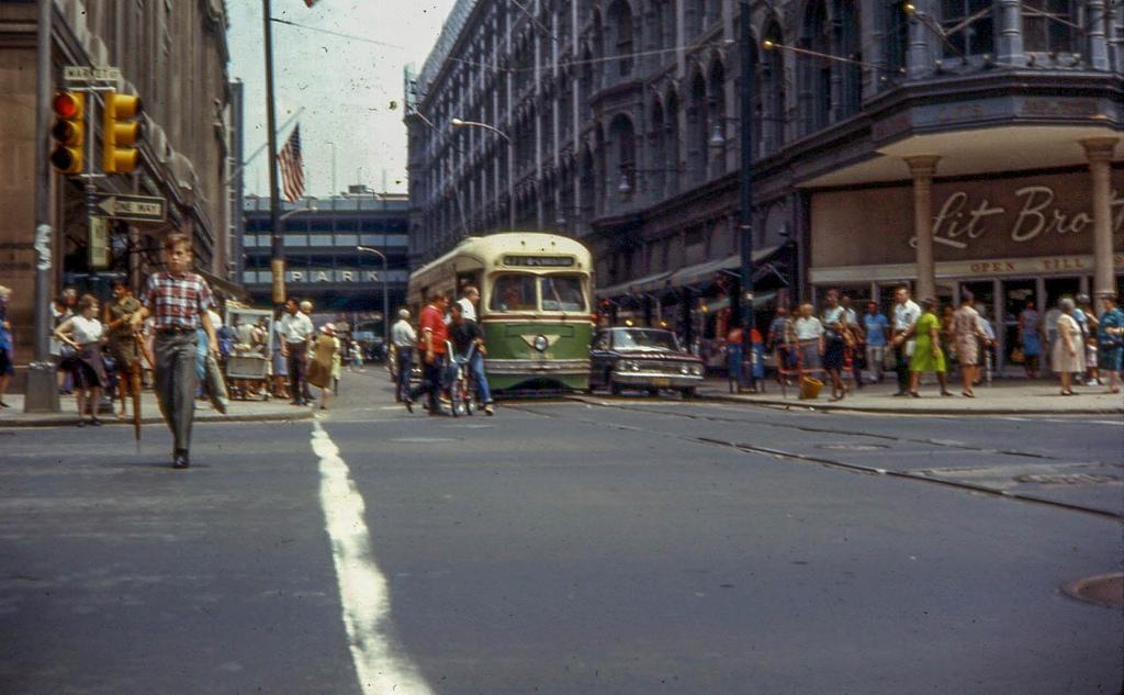 Streets Of Willow >> Capturing late 1960s Philadelphia–Trolleys, Neon, Cobblestones and All   Hidden City Philadelphia
