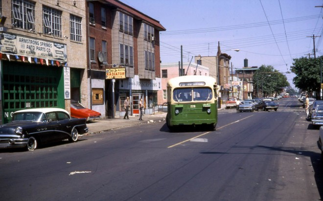 9th and Snyder, 1968 | Photo: David Wilson
