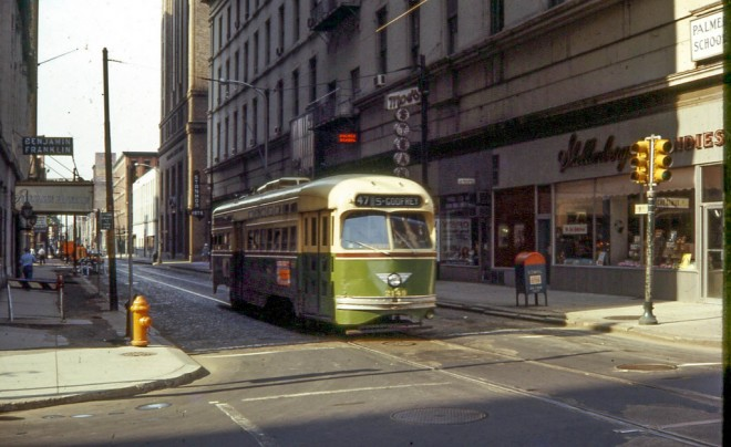 9th at Chestnut, 1967 | Photo: David Wilson