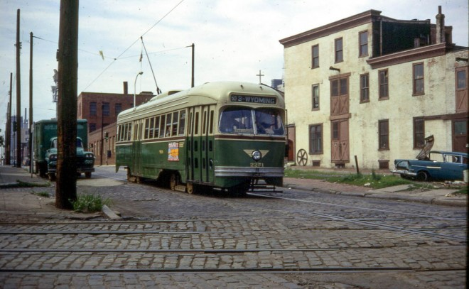 9th St. at Willow, 1967 | Photo: David Wilson