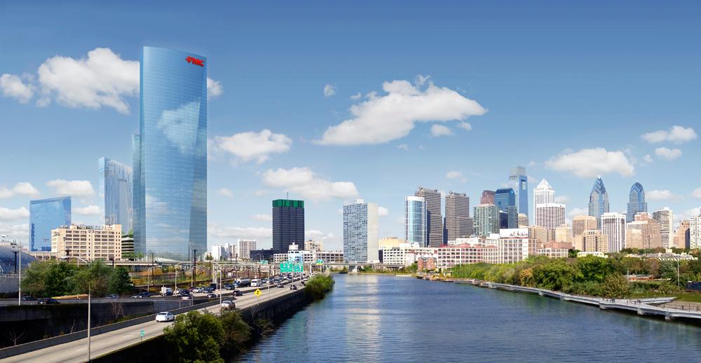 New Buildings In Center City Philadelphia