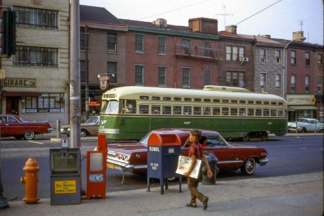 Girard at 5th, 1968 | Photo: David Wilson