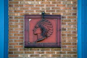 Great Plains style headdress for Northeast Council | Photo: Bradley Maule