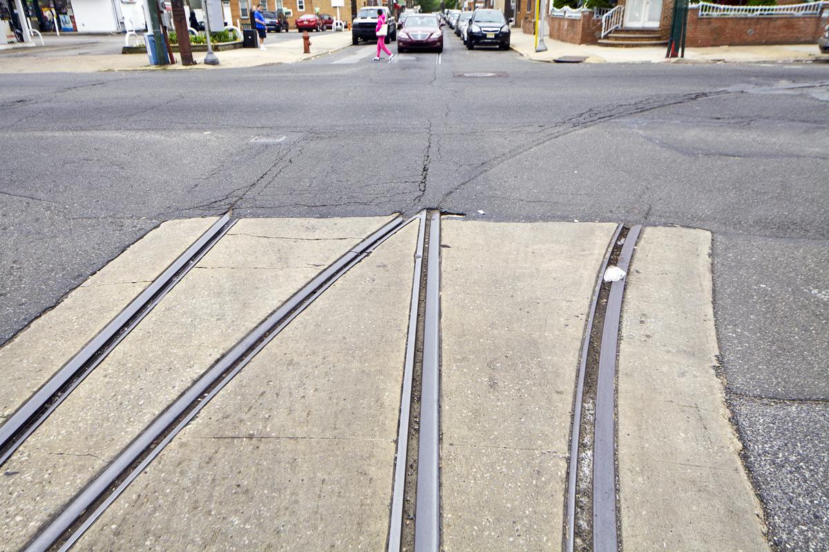 Accident Galvanizes City To Address Unused Trolley Tracks ...