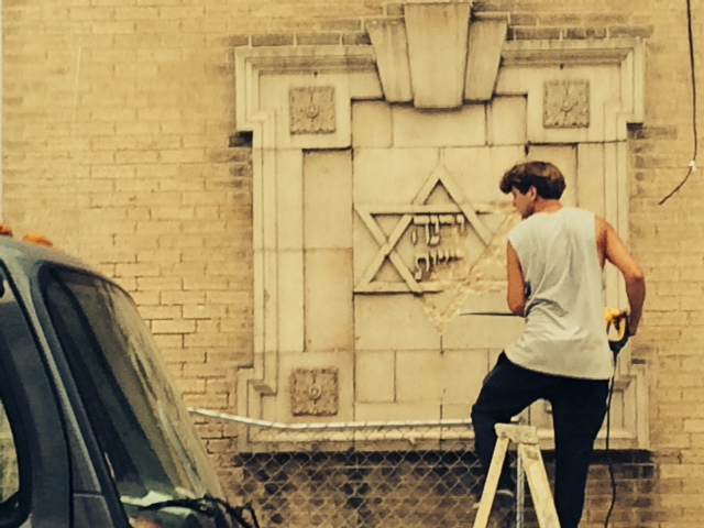 Jewish Iconography Destroyed In Bella Vista Synagogue's Residential Conversion