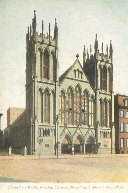 Chambers-Wylie Postcard, 1907 | Source: ebay.com