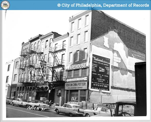Courtesy Phillyhistory.org, 1959
