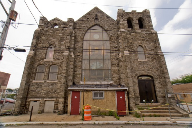 Nazarene Baptist Church, Nice Street view | Photo: Bradley Maule