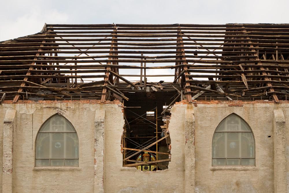Demolition Du Jour: Nicetown's Nazarene Baptist Church