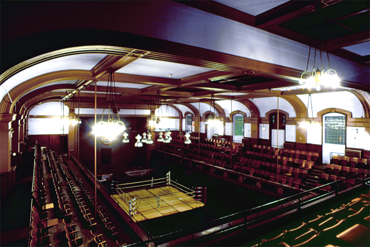 Interior Designation For Blue Horizon's Historic Boxing Arena Denied