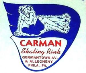 CARMEN ROLLER RING PHILADELPHIA PA