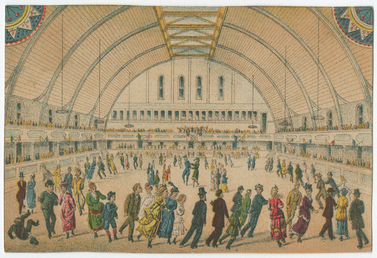 Let's Skate! Take A Spin Around Philly's Bygone Roller Rinks