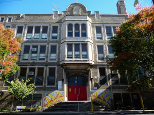 Andrew Jackson School, 12th and Federal | Photo: Michael Bixler