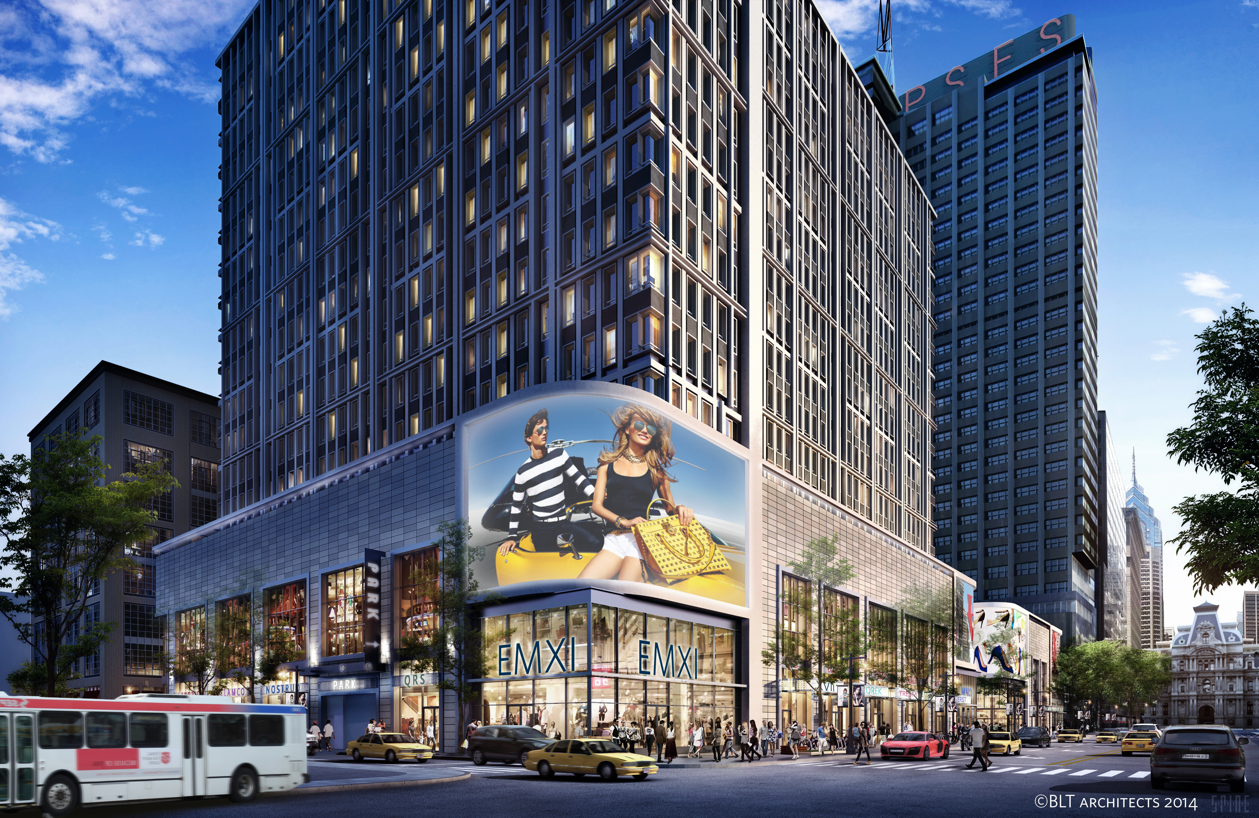 Property Development In Philly : Groundbreaking at east market substantial project
