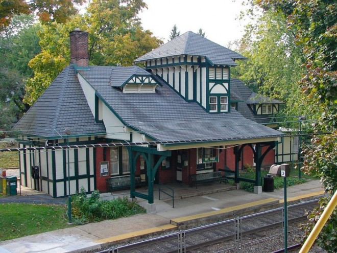 Mt Airy Station
