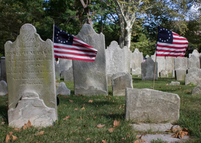 Old Pine Graveyard